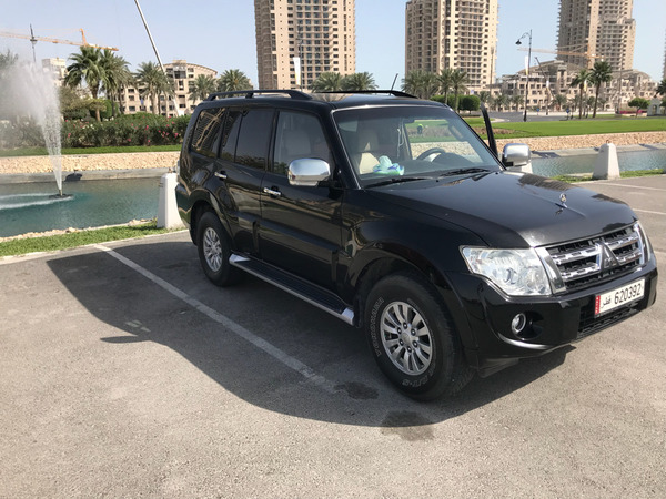 Used Pajero2014 in Dubai, UAE