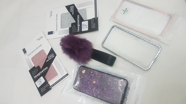 Used Phone Case IPHONE 7 - 1 SET in Dubai, UAE