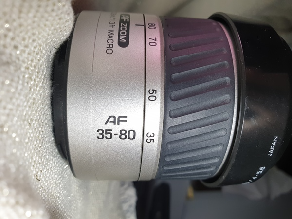 Used camera lens in Dubai, UAE