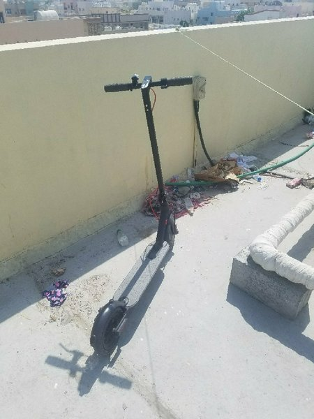 Used Xiaomi electric Scooter in Dubai, UAE