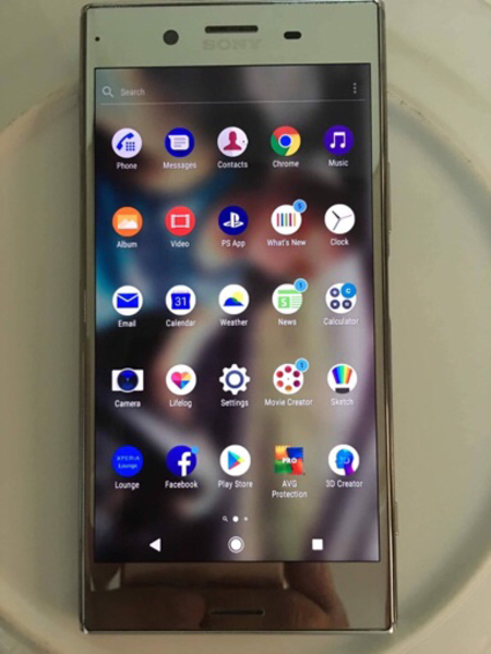 Used sony xz premium 32gb in Dubai, UAE