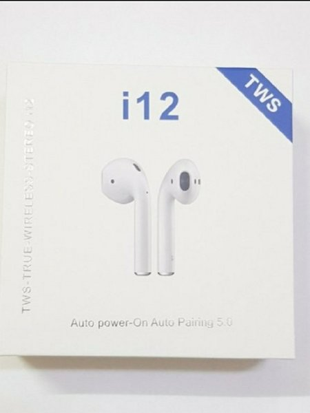 Used . Bluetooth i12 ne.w.., in Dubai, UAE
