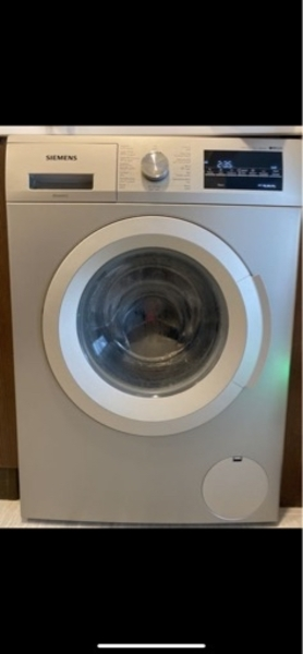 Used Siemens Washer (relocation sale) in Dubai, UAE