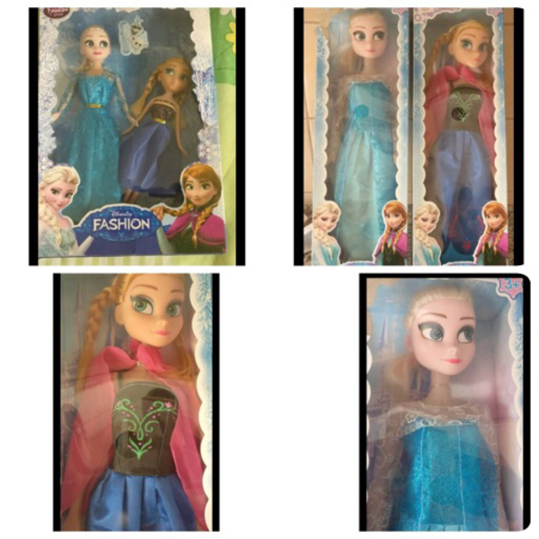 Used Brand New FROZEN DOLLS in Dubai, UAE