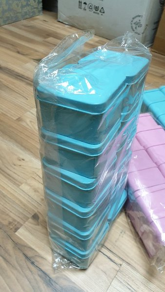 Used 36 mini metal boxs🎁crazy deal🎁 in Dubai, UAE