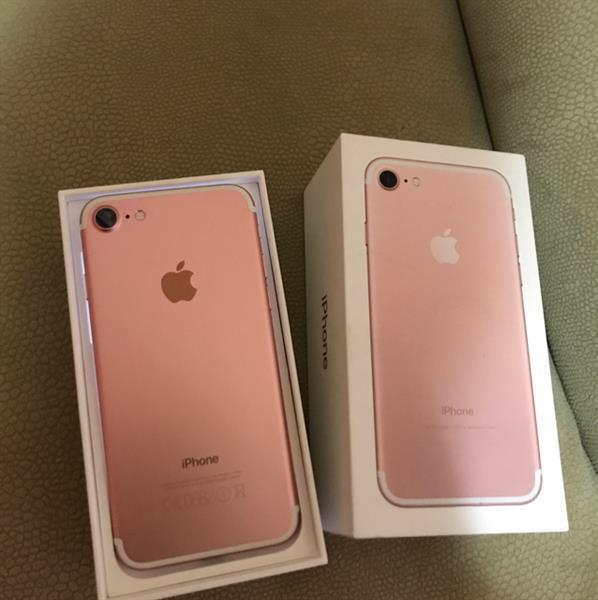 Iphone 7 32gb, Rose Gold, Mint Condition
