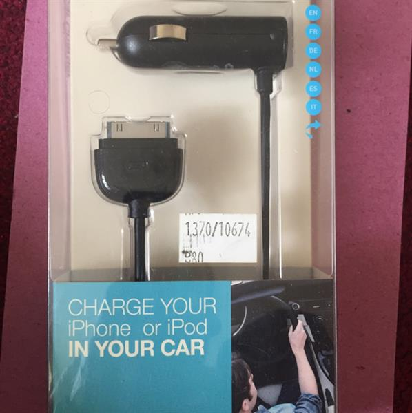 Used Iphone 4 And 4s Car Charger  in Dubai, UAE