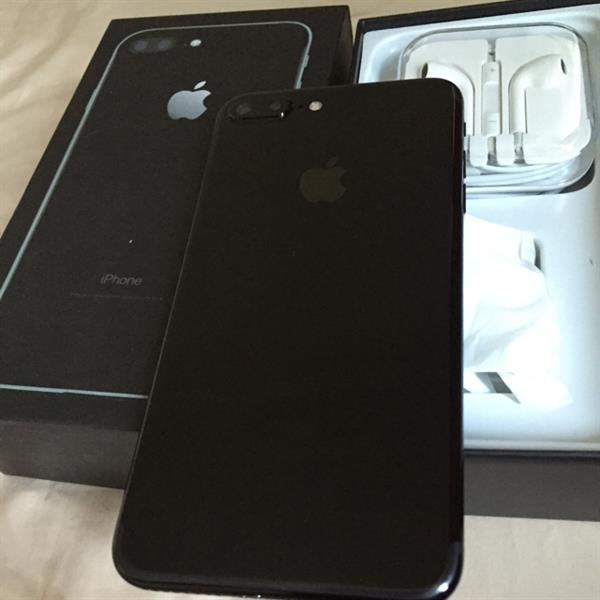 Used Jet Black iPhone 7+ 128GB in Dubai, UAE