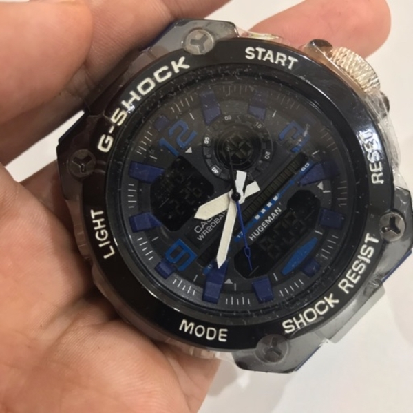 Used G-shock watch hugeman water resistant in Dubai, UAE