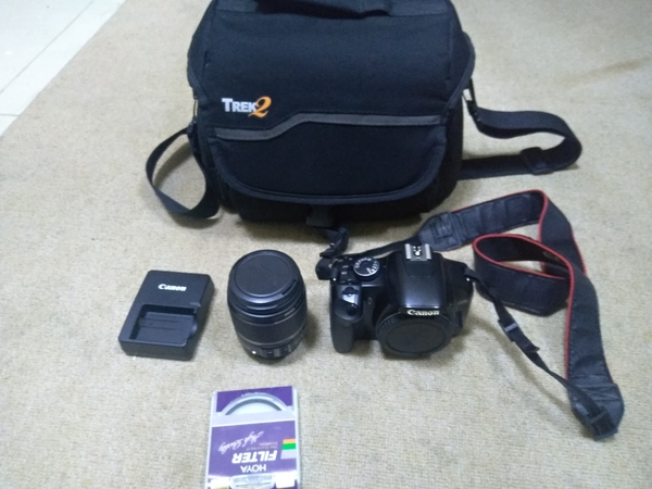 Used Camera canon  450d in Dubai, UAE