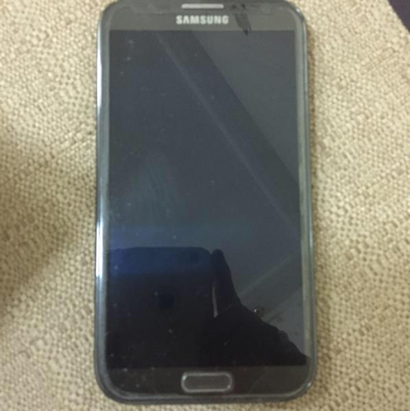 Used Note 2 Perfect Condition Used As Spare Phone in Dubai, UAE