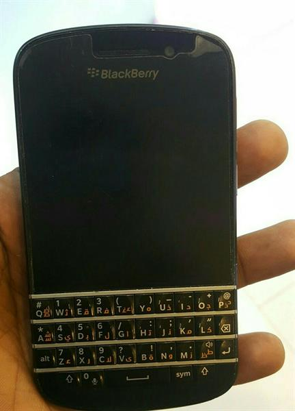 Used Blackberry Q10 No Power Not Working  in Dubai, UAE
