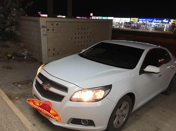 Used Chevrolet malibu Cheap  in Dubai, UAE