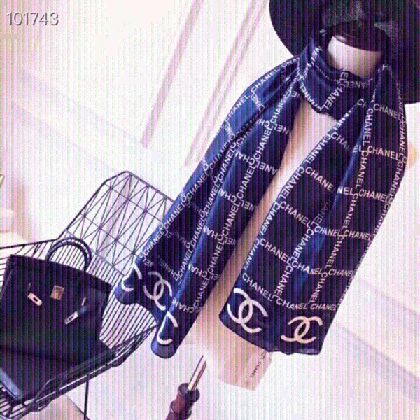 Used Chanel Scarf 🧣 first class copy in Dubai, UAE