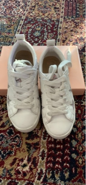 Used Girl's shoes 34.5 in Dubai, UAE