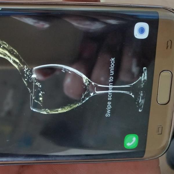 Used Samsung S7 Edge 32 Gb Aorund 5 Month Warranty Blance With All Accessories in Dubai, UAE