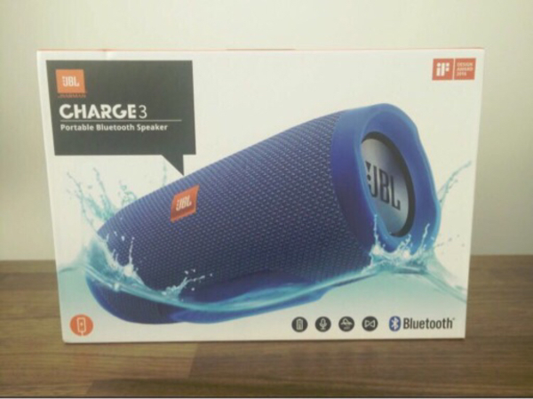 Used JBL Charge 3 Speaker in Dubai, UAE