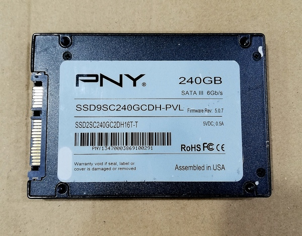Used SSD 240GB in Dubai, UAE