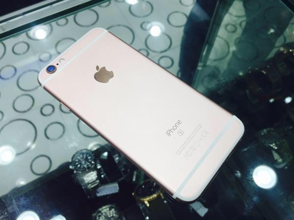 Used iPhone 6S 128GB Rose Gold Used in Dubai, UAE
