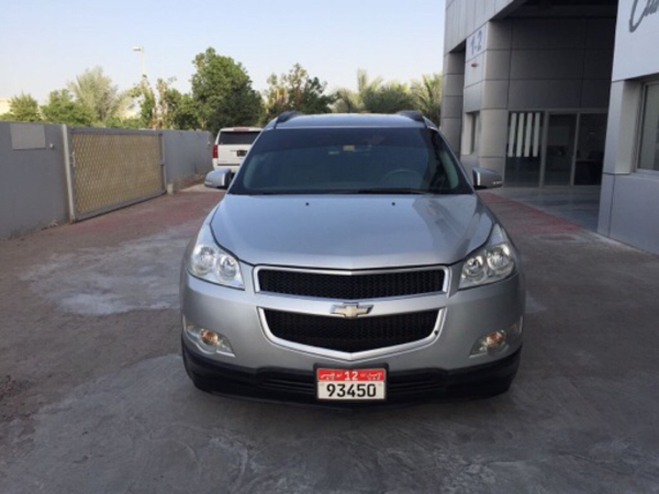 Used Cvl traverse 2012 in Dubai, UAE