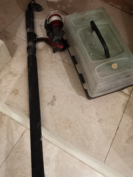 Used Fishing equipment in Dubai, UAE