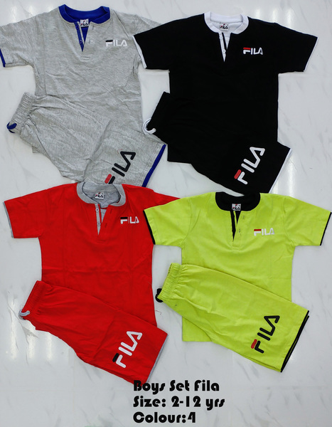 Used Fila Set in Dubai, UAE