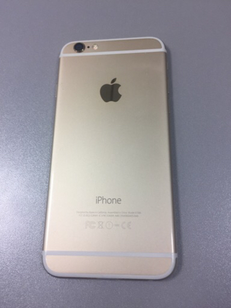 IPhone 6 128gb gold color sale