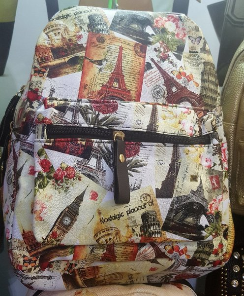 Used Funky backpack in Dubai, UAE
