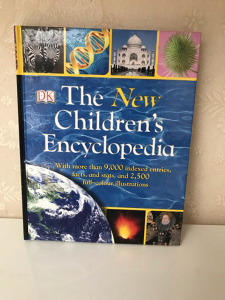 Used The New Children's Encyclopedia 📕 in Dubai, UAE