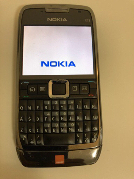Used Nokia E71 Mobile Phone in Dubai, UAE