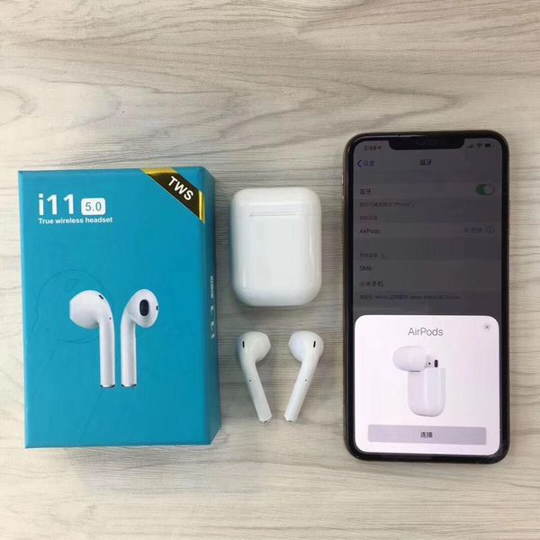 Used Airpods I11 TWS Touch Control Bluetooth in Dubai, UAE