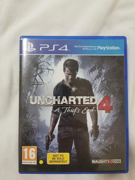 Used شريط UNCHARTED in Dubai, UAE