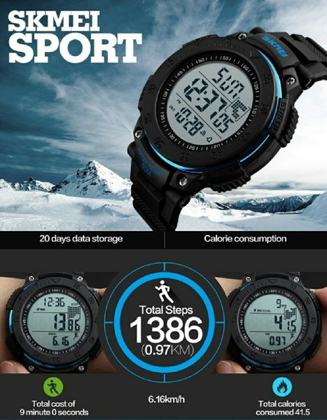 Used ▪Special Offer▪3D Health & Fitness Watch in Dubai, UAE