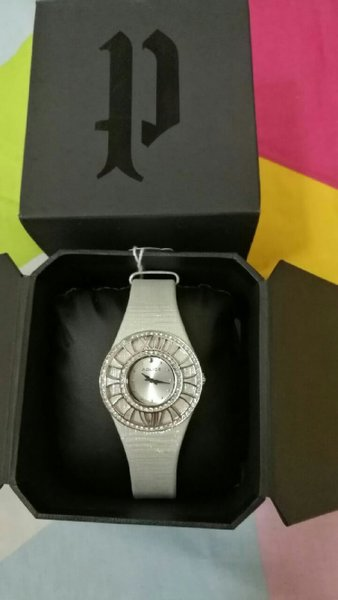 Police watch..orignal .with silver strap