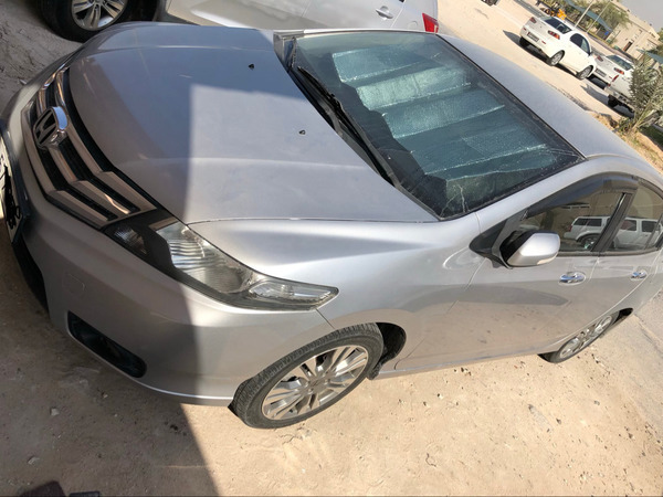 Used Honda City 2013 - 94K KMs in Dubai, UAE