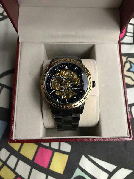 Used Brand new full automatic watch for men in Dubai, UAE