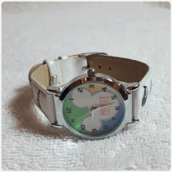 Used White fabulous Mickey mouse watch in Dubai, UAE
