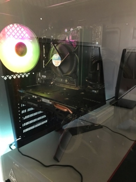 Used I5 7th Gen Gaming pc (1900) in Dubai, UAE
