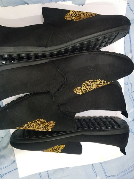 Used Men's casual shoes 44 size and both size in Dubai, UAE