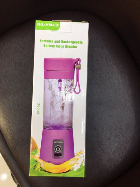 Used Portable  juice  blender in Dubai, UAE