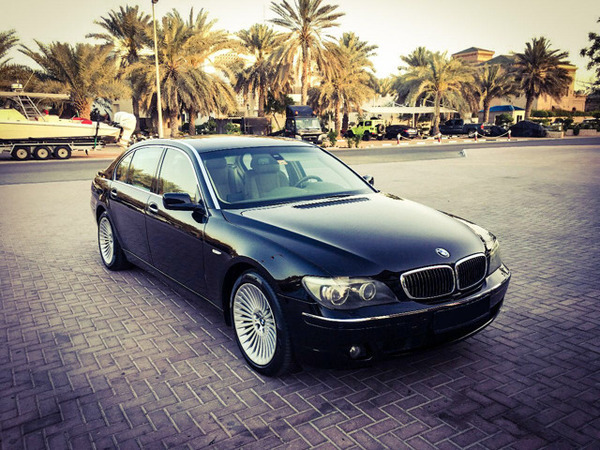 Used BMW 740LI 2008 in Dubai, UAE