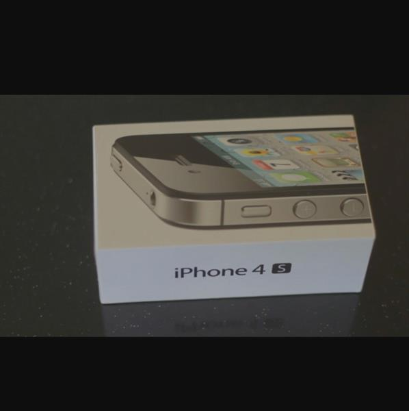 Brand New Iphone 4s White 8gb, Untouched,