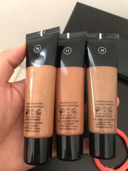 Used Make Up For Ever Ultra HF Perfector in Dubai, UAE