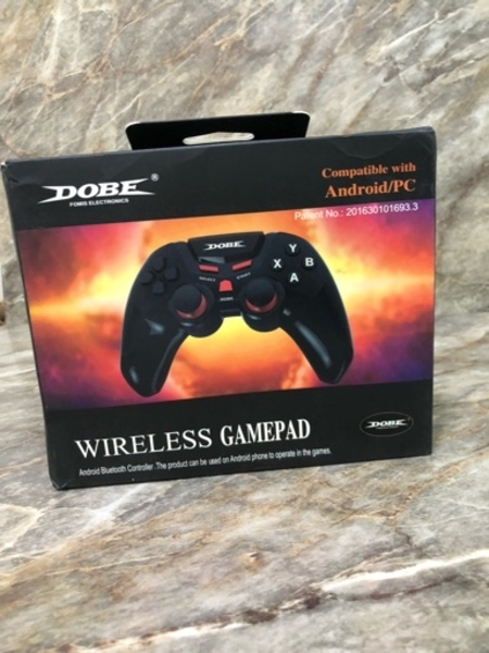 Used Dobe wireless gamepad in Dubai, UAE