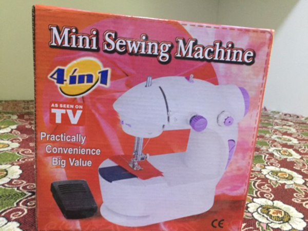 Used Mini Sewing Machine in Dubai, UAE