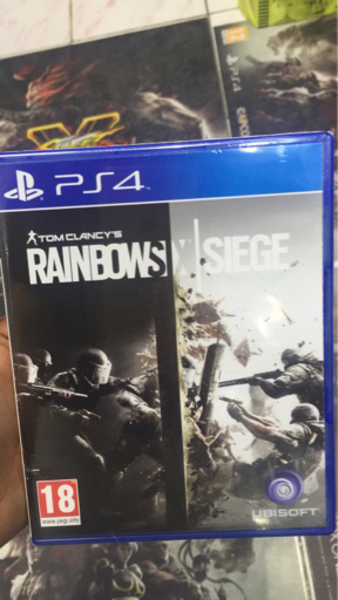 Used PS4 rainbow six siege in Dubai, UAE
