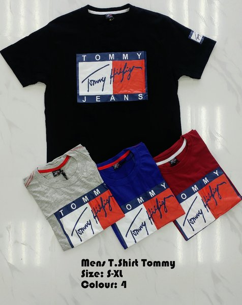 Used Tommy Men's T/S in Dubai, UAE