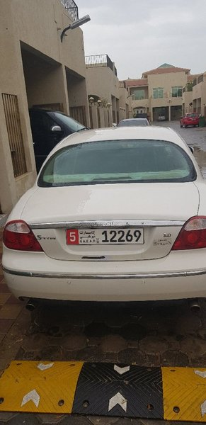 Used Jaguar Full Option, UK in Dubai, UAE