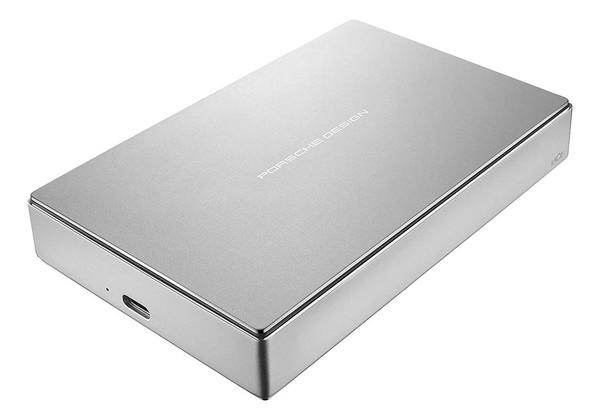 Used 4 TB Porsche design  drive USB in Dubai, UAE