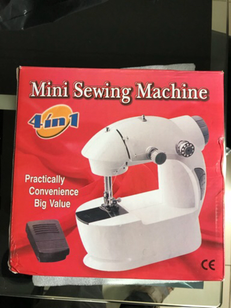 Used Brand new mini sewing machine in Dubai, UAE
